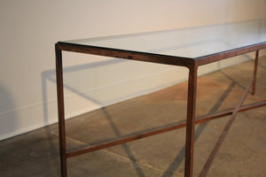 Mexican Modernist Bronze Coffee Table