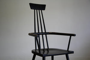 Paul McCobb High Back Windsor Chair, 1950s