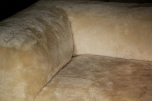 Shearling Sofa by Timothy Oulton