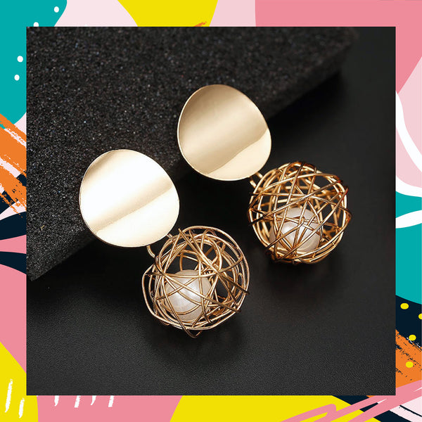 ModAya! Chic Earrings