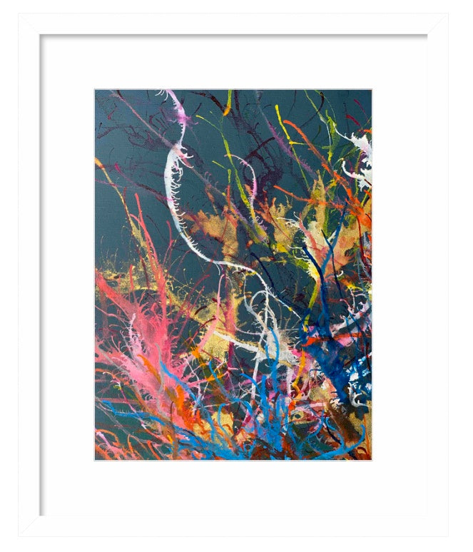 Journey, Part 2 - Limited Edition, Abstract Art Print
