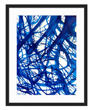Lost, Abstract Art Print