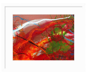 Adrenaline, Part 3 - Limited Edition, Abstract Art Print