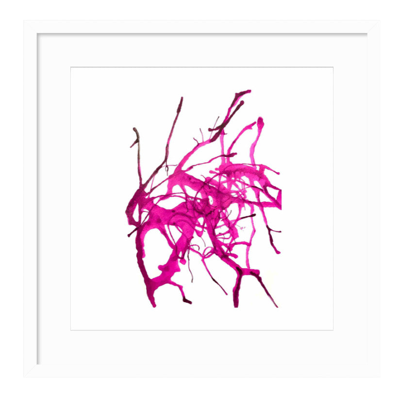 Transformation, Abstract Art Print