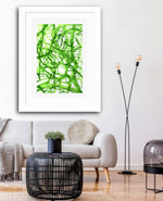 Confidence, Abstract Art Print
