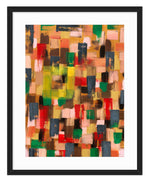 London, Abstract Art Print