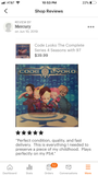Code Lyoko The Complete Series 4 Seasons with 97 Episodes on 5 Blu-ray Discs