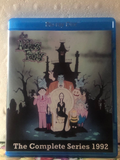 The Addams Family the Animated Series 1992 The Complete Series on Blu-ray