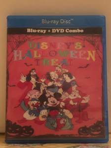 Disney's Halloween Treat on Blu-ray/DVD Combo