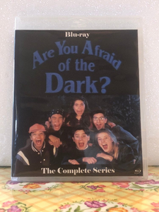 Are You Afraid of the Dark? Complete Series 7 Seasons with 91 Episodes on 5 Blu-ray Discs 1990