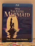 Disney's The Little Mermaid TV Series Complete 3 Seasons with 31 Episodes on 3 Blu-ray Discs 1080p