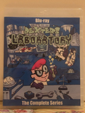 Dexter Laboratory the Complete Series 4 Seasons with 78 Episodes on 5 Blu-ray Discs 720p HD