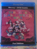 Disney's Halloween Treat FAN EDITION on Blu-ray/DVD Combo