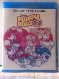Disney's Fluppy Dogs 1986 on Blu-ray and DVD Combo Set