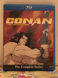 Conan the Adventurer Complete Series on 3 Blu-ray Discs 65 Episode Set