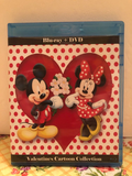 A Walt Disney Valentine's Day Mickey and Minnie Cartoon Collection on Blu-ray/DVD Combo Set