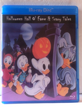 Disney's Halloween Collection: Halloween Hall O' Fame, Scary Tales TV Version, Scary Tales Classic Version on Blu-ray