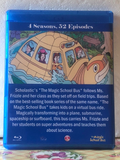 The Magic School Bus The Complete Series 4 Seasons with 52 Episodes on 3 Blu-ray Discs