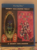 Disney Halloween Treat & A Disney Halloween on 2 Blu-ray Discs 1080p HD