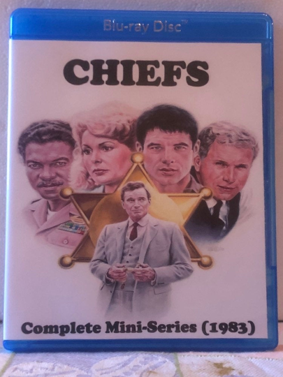 Chiefs the Mini-Series 1983 on Blu-ray