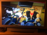 Biker Mice From Mars the Complete Series 1993-1996 3 Seasons with 65 Episodes on 3 Blu-ray Discs