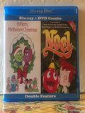 A Merry Mirthworm Christmas & Noel A Christmas Story For All Generations Blu-ray/DVD Combo