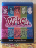 W.i.t.c.h. Animated Series The Complete Series 2 Seasons with 52 Episodes on 3 Blu-ray Discs