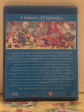 Disney's Adventures of the Gummi Bears 6 Seasons with 65 Episodes on 3 Blu-ray Discs