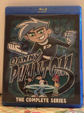 Danny Phantom The Complete Series 3 Seasons with 53 Episodes on 4 Blu-ray Discs in 720p HD