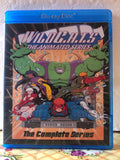 WildC.A.T.S. Wildcats The Animated Series The Complete Series 13 Episodes on Blu-ray in 720p HD