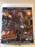 Transformers Beast Wars & Beast Machines The Complete Series Beast Collection on 5 Blu-ray Discs in 720 HD