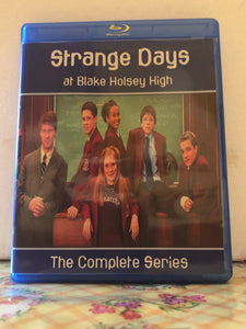 Strange Days at Blake Holsey High The Complete Series 4 Seasons with 42 Episodes on 3 Blu-ray Discs in 720p HD
