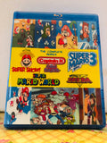 Super Mario Bros Super Show, Super Mario Bros 3, Super Mario World, The Legend of Zelda and Captain N The Gamemaster The Complete Series on 9 Blu-ray Discs in 720p HD