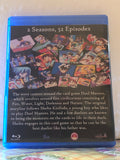 Duel Masters The Complete US Series *English Dubbed* 2 Seasons with 52 Episodes on 4 Blu-ray Discs in 720p HD