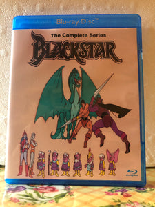 Blackstar The Complete Series 13 Episode Set on Blu-ray in 720p HD