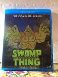Swamp Thing The Animated Series Complete Series 5 Episode Set on Blu-ray in 1080p HD