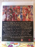 Thundercats 1985 The Complete Series 4 Seasons 130 Episodes on 12 Blu-ray Discs in 1080p HD (2 Volume Set)