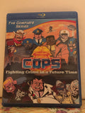 COPS (C.O.P.S.) The Complete Series 65 Episode Set on 4 Blu-ray Discs in 720p HD
