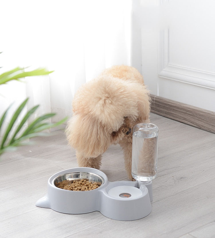 HappyPaws Dog Feeder