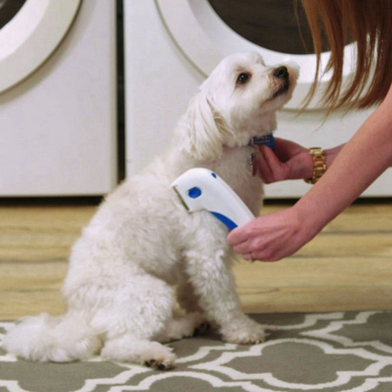 Flea Cleaner Comb Electric Pet