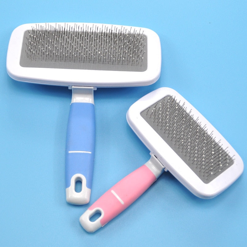 Hair Removal Needle Combs Fur Cleaning Brush