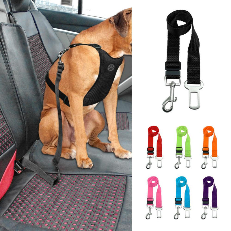 Safety Seat Belt for Dogs by HappyPaws™