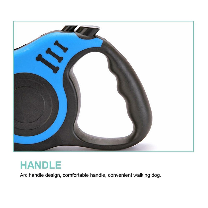Retractable Dog Leash by HappyPaws™