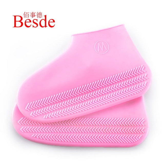 WATERPROOF SHOE COVERS - FOR WOMEN / MEN RAIN BOOTS COVERS