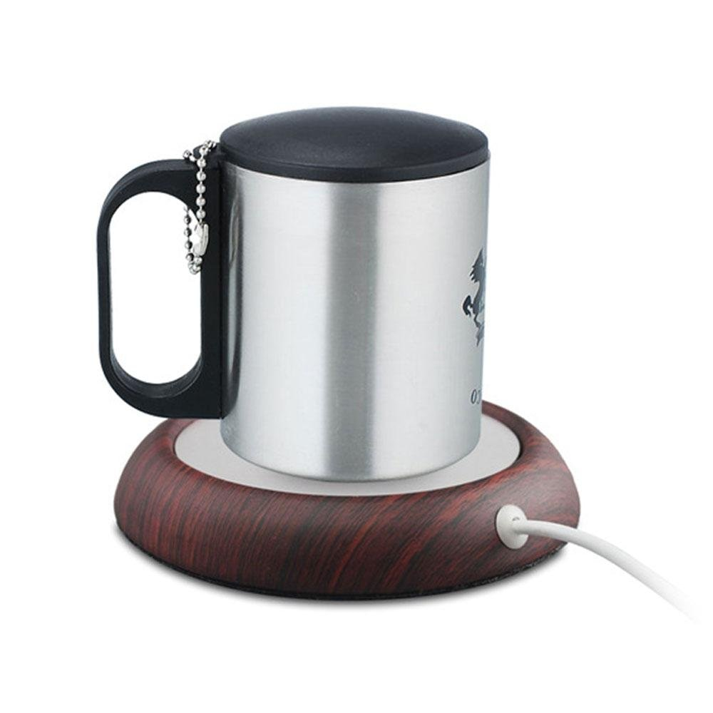 TOASTY COASTER CUP WARMER