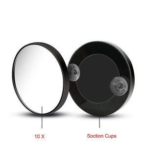 MAKEUP MIRROR TOUCH SCREEN WITH 3 LED BRIGHTNESS LIGHTS, ADJUSTABLE TO 180 DEGREES