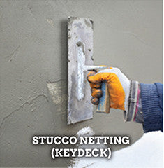 Stucco Netting (Keydeck)