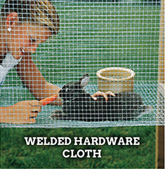 Welded Hardware Cloth