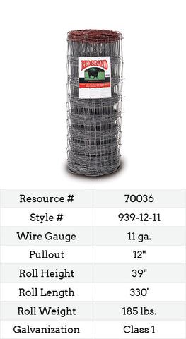 Field agricultural fencing buy red brand woven field fence monarch field fence 330 ft 939 12 11 keyboard keysfo Image collections