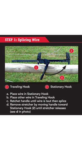 Fence Wire Stretcher